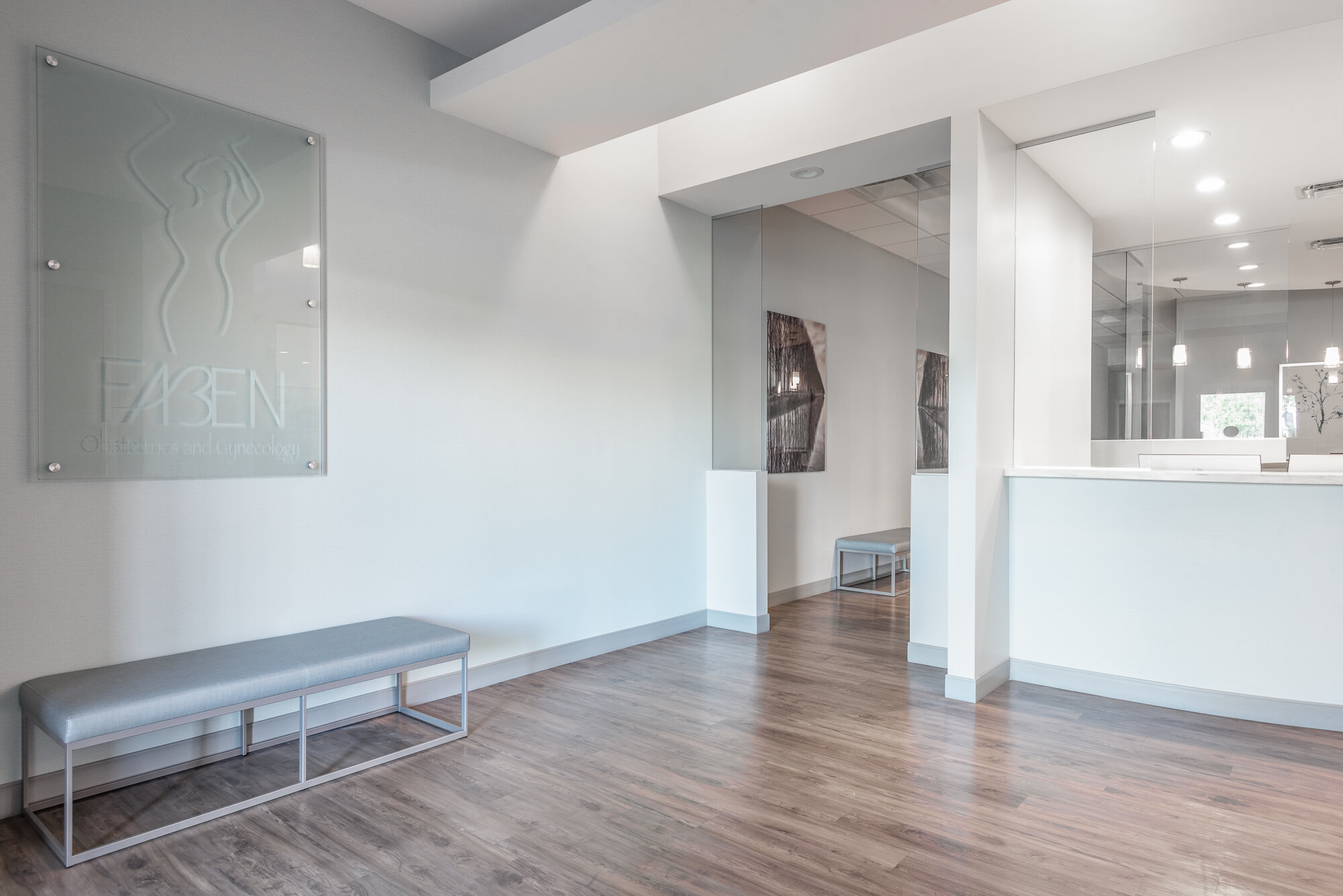 Micamy Design Studio_Interior Design_Faben Obstetrics and Gynelcology_North Florida_Riverplace_San Marco_Healthcare_Office_Medical_Trwobridge_Reception_Patcraft_Waterfall_Entry (5).jpg