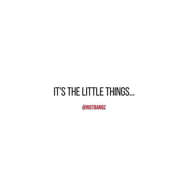 It's the little things that matter . - Don't give up your dreams because it feels insurmountable. Instead focus on tackling the little steps . - Brick by Brick and you'll eventually build your fortress . - #ristbandz #morethanjustawristband #itsthelittlethingsthatcount #detailsmatter #itsnevertoolate #embracethejourney