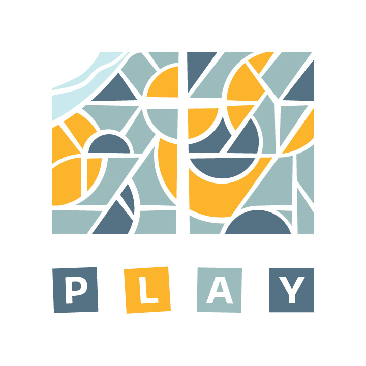 Brookside Community Play abbreviated logo
