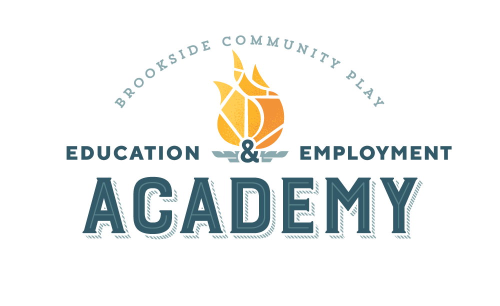 Brookside Community Play Education & Employment Academy logo