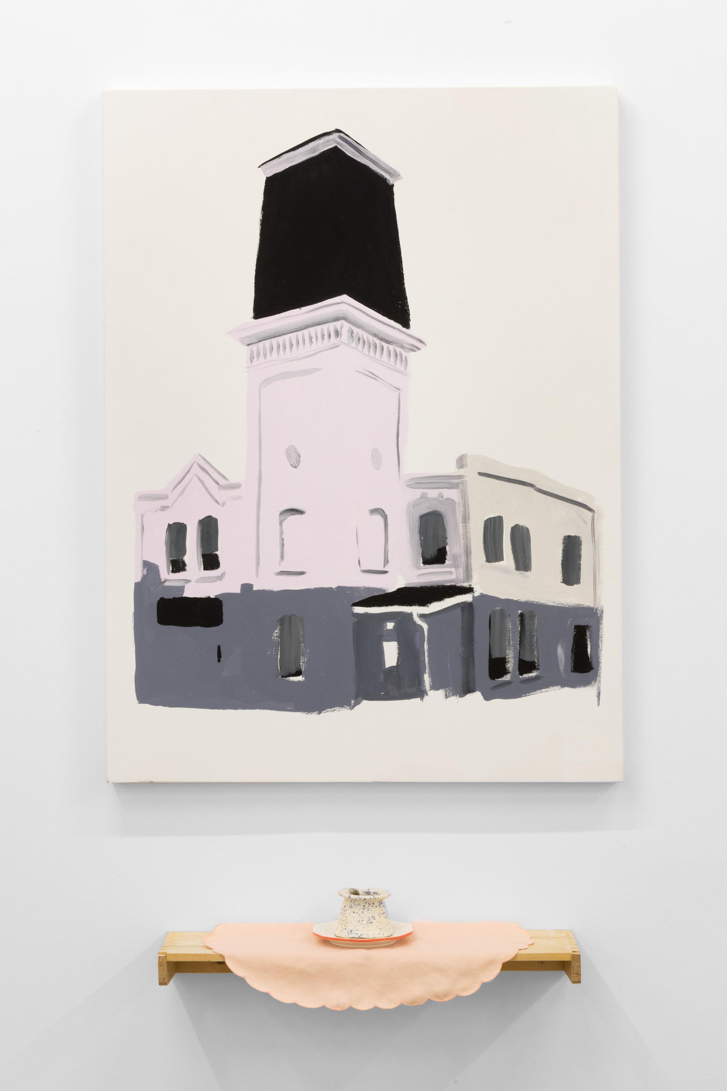 Paintings as Buildings as Altars
