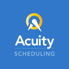 I do all my scheduling with Acuity! -