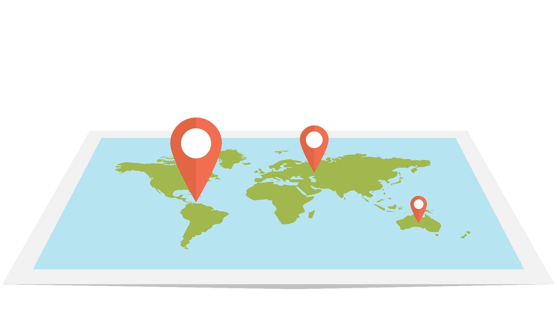 Global data visualiser: see where personal data is processed and ensure it's being stored in a legally adequate country by your third parties.  View and understand international legislation from our data sovereignty map.