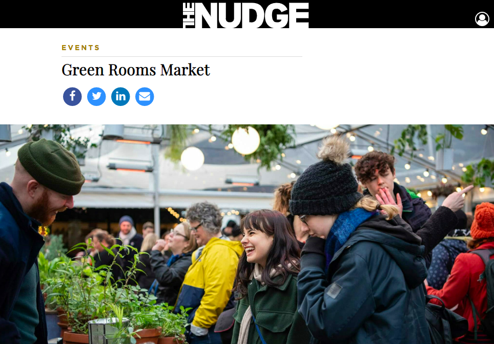 The Nudge  August 2019