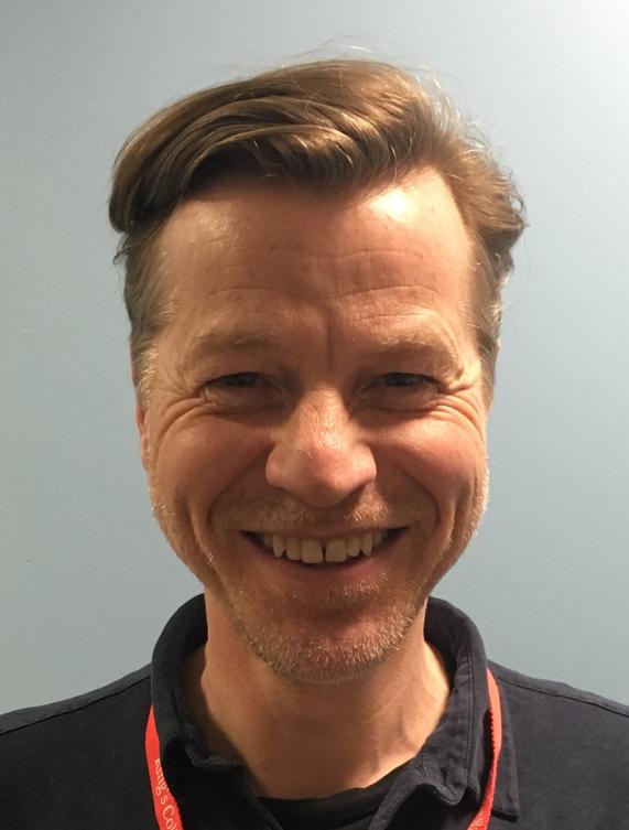 Dr Steven Hargreaves  Bioinformatician
