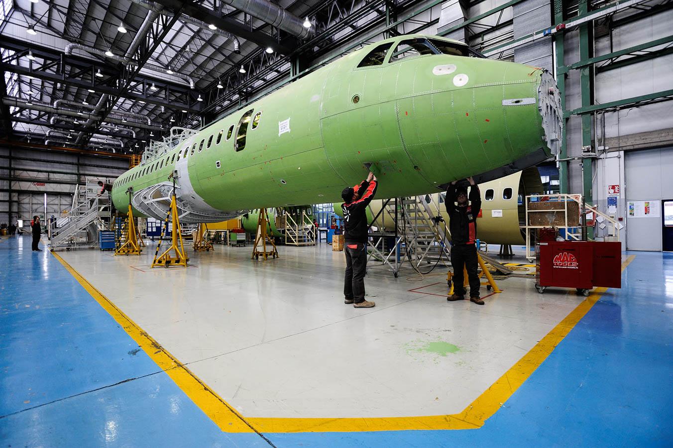 Alenia Aeronautica - Leonardo Company - Pomigliano d'Arco (NA)