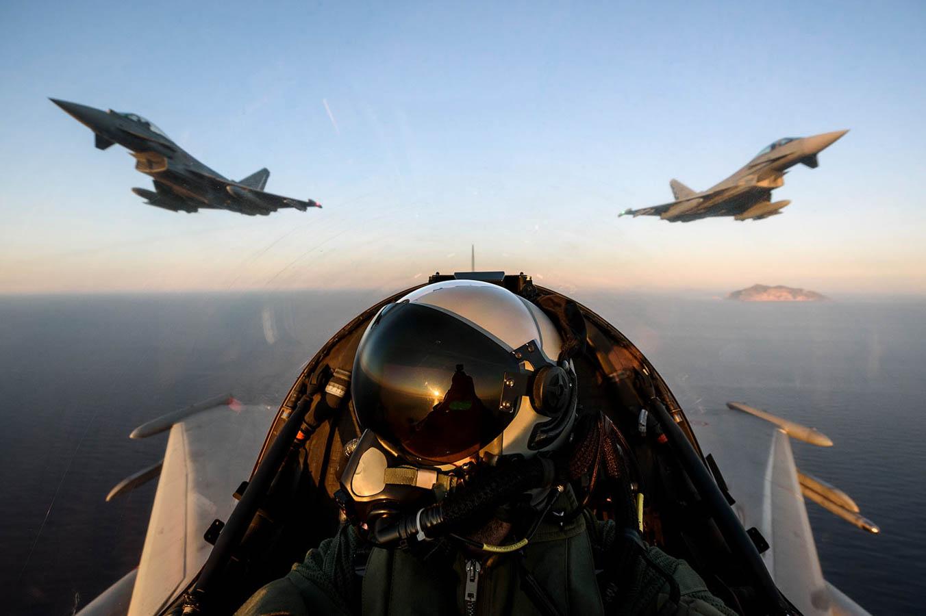 Eurofighter - 37° Stormo Trapani Birgi - Aeronautica Militare
