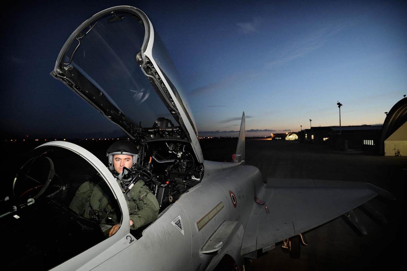 Eurofighter - 4° Stormo Grosseto - Aeronautica Militare