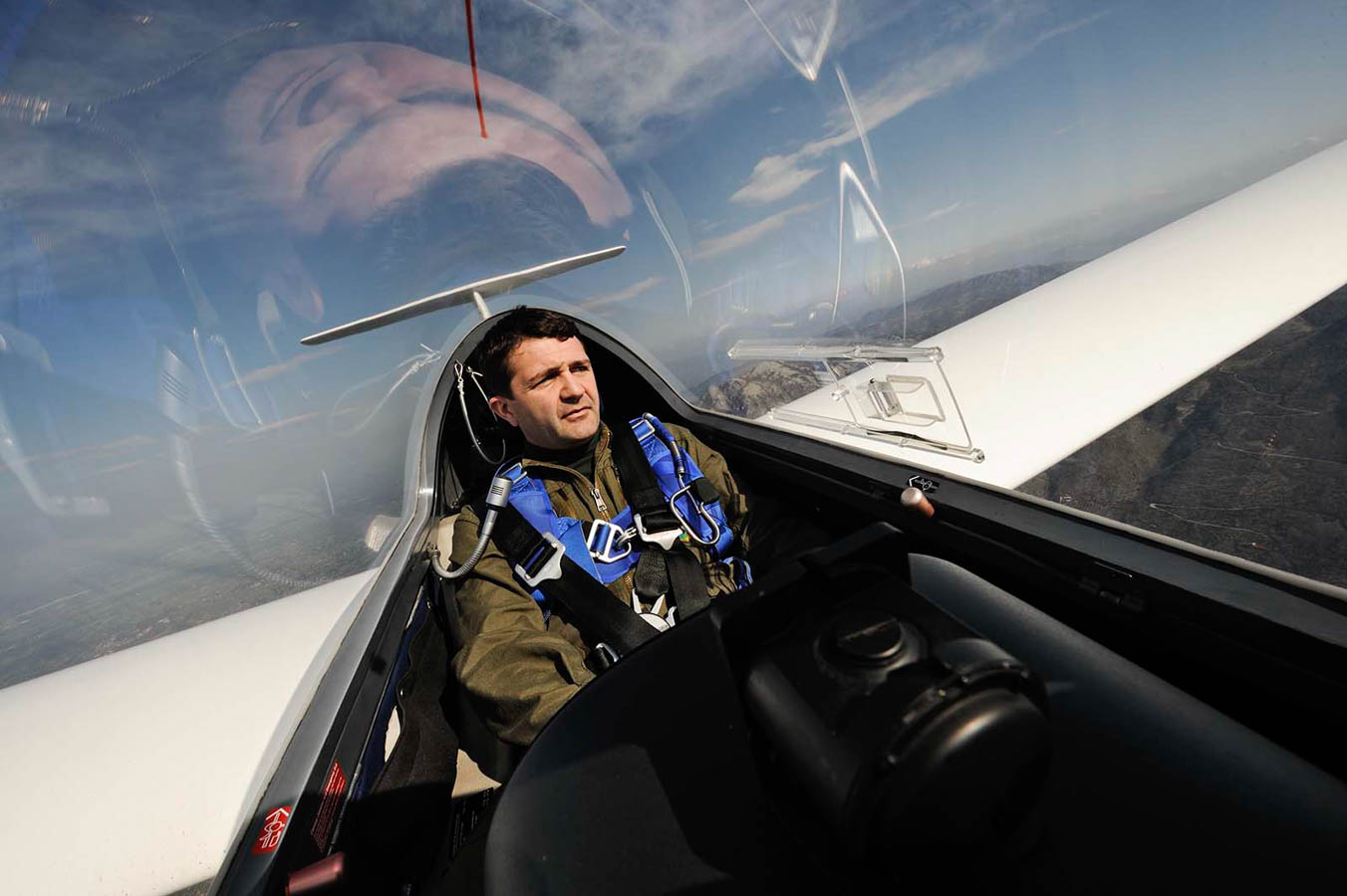 Glider - 60° Stormo Guidonia - Aeronautica Militare