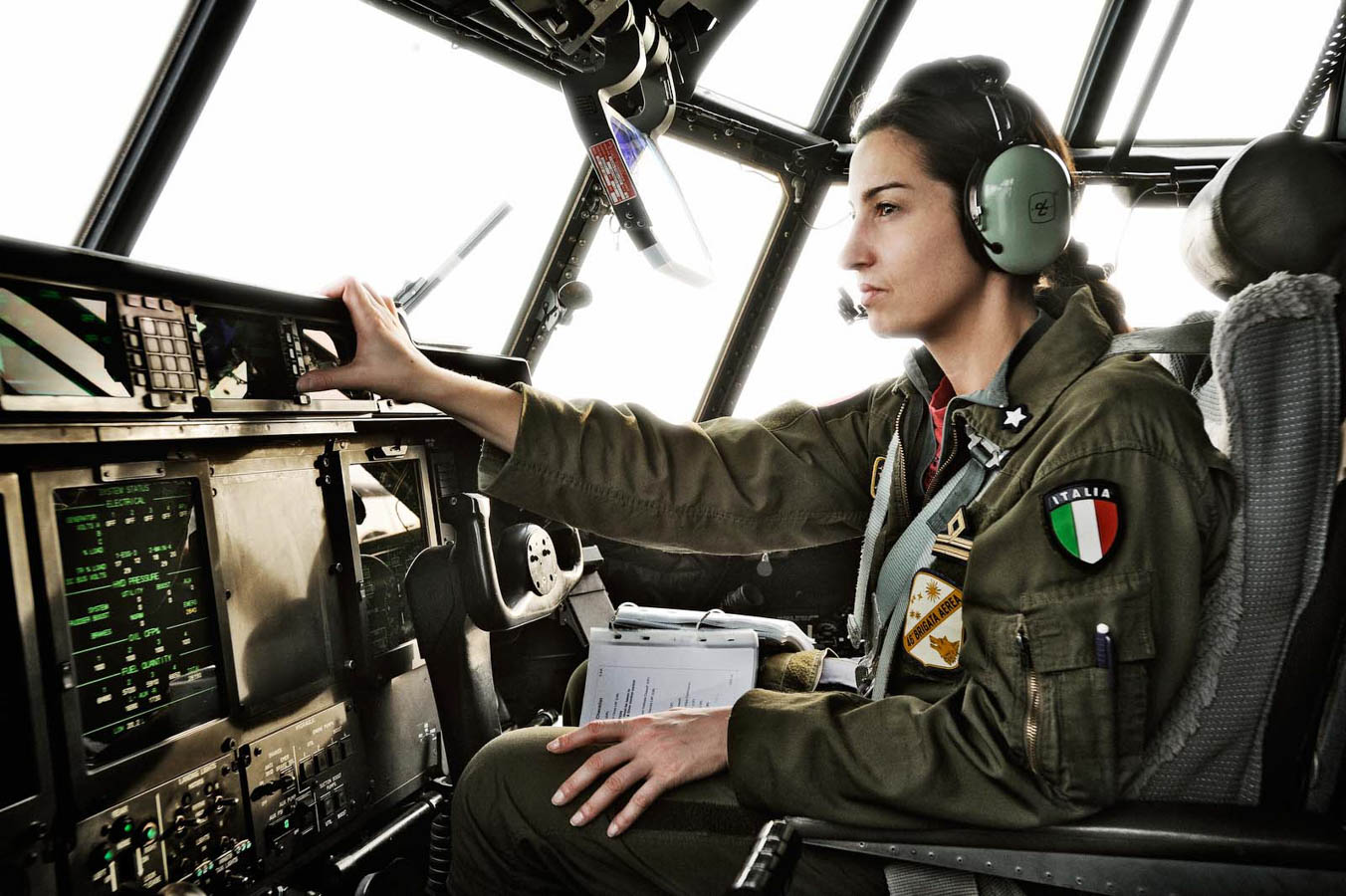 "C-130J ""Hercules"" - 46ª Brigata Aerea Pisa - Aeronautica Militare"