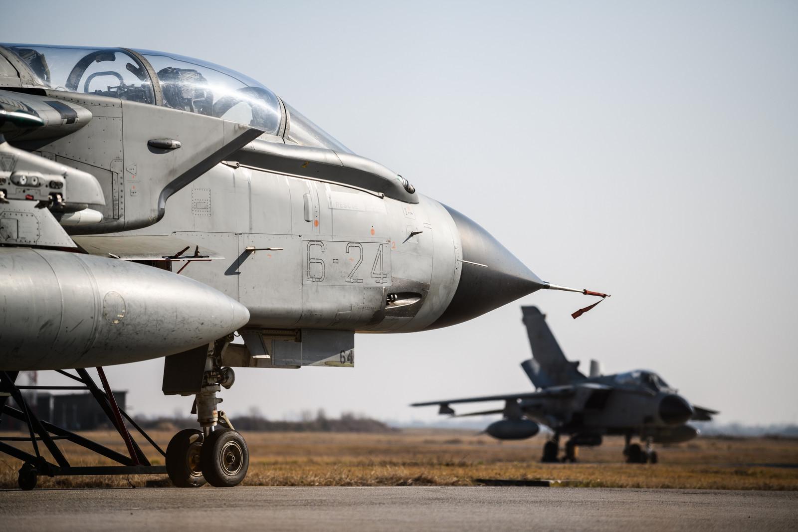 Tornado - 6° Stormo Ghedi - Aeronautica Militare