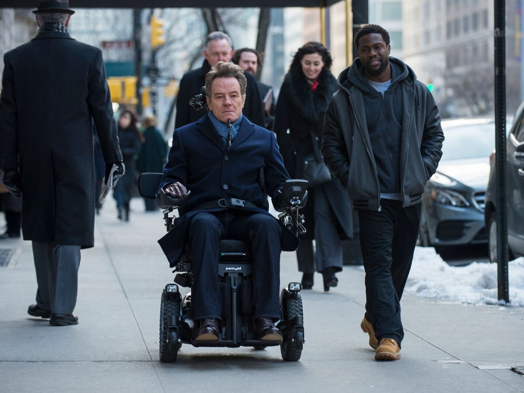 The Upside - July 13, 2019 - 7pmA comedic, heartfelt look at the unlikely and unusual relationship between Philip (Bryan Cranston), a billionaire with quadriplegia, and an unemployed man with a criminal record, Dell (Kevin Hart) who is hired to help him.A remake of the record-smashing French film, The Intouchables (2011), and based on a real life relationship between Philippe Pozzo di Borgo and Abdel Sellou, this story has also been depicted in the French documentary La vie comme un roman: A la vie, à la mort(2003), the Indian film Oopiri (2016), and the Argentinian film Inseparables (2016).PG | 126 min