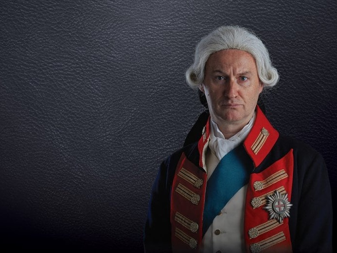 "The Madness of King George III - November 17, 2019 - 3pmBy Alan BennettIt's 1786 and King George III is the most powerful man in the world. But, his behaviour is becoming increasingly erratic as he succumbs to fits of lunacy. With the King's mind unravelling at a dramatic pace, ambitious politicians and the scheming Prince of Wales threaten to undermine the power of the Crown and expose the fine line between a King and a man.From Nottingham Playhouse, this multi-award-winning drama by one of Britain's best-loved playwrights, Alan Bennett, includes Olivier Award-winners Mark Gatiss and Adrian Scarborough.""A lavish production"" – The StageRunning time: 3 hr 30 minutes"