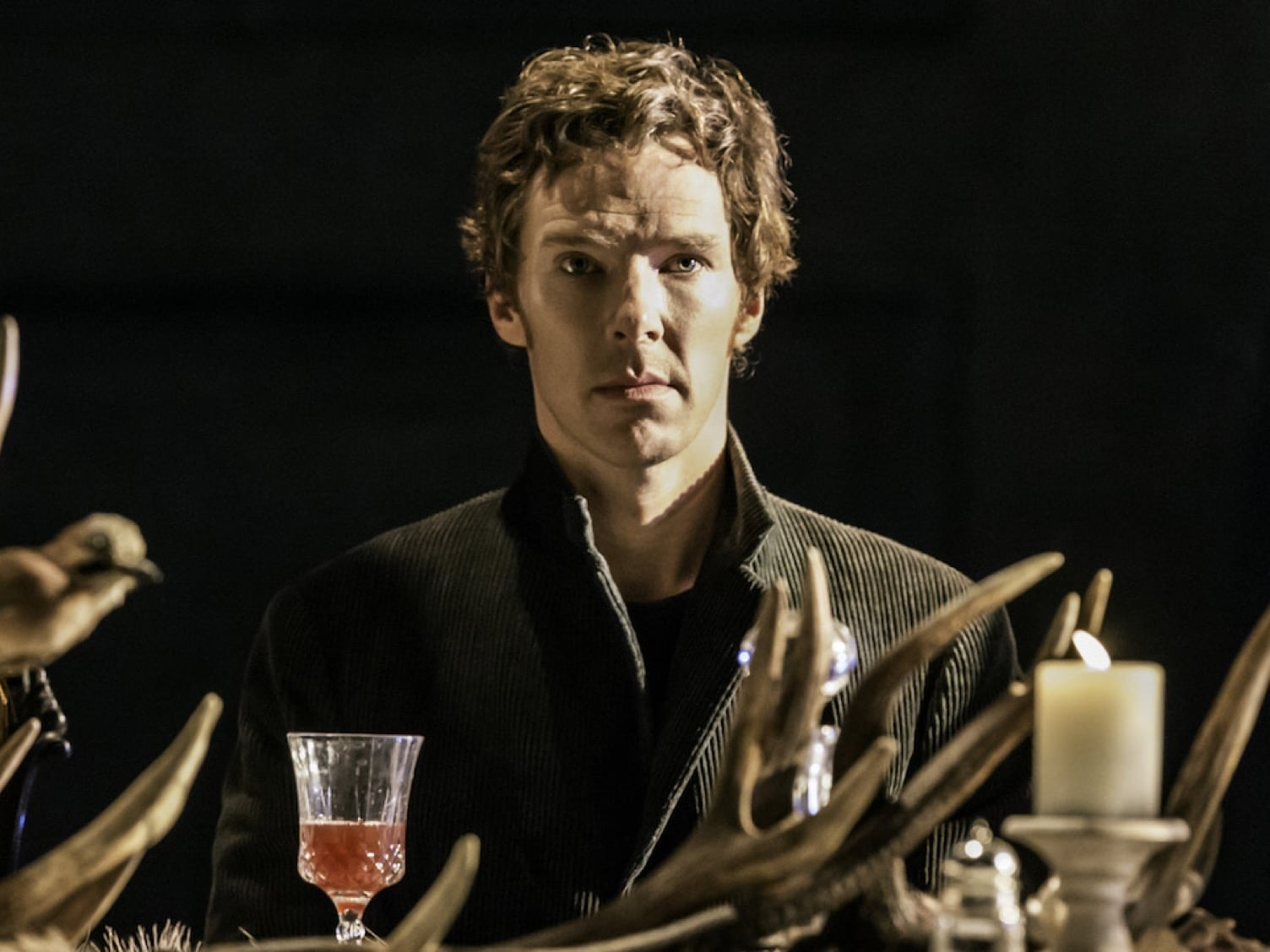 Hamlet - April 26, 2020 - 3pmBy William ShakespeareDirected by Lyndsey TurnerAs a country arms itself for war, a family tears itself apart. Forced to avenge his father's death but paralysed by the task ahead, Hamlet rages against the impossibility of his predicament, threatening both his sanity and the security of the state. Benedict Cumberbatch plays the title role in Shakespeare's great tragedy.One of the most visually and atmospherically stunning productions I've ever seen, of anything, ever. – Time OutRunning time: 3h 37 minutes