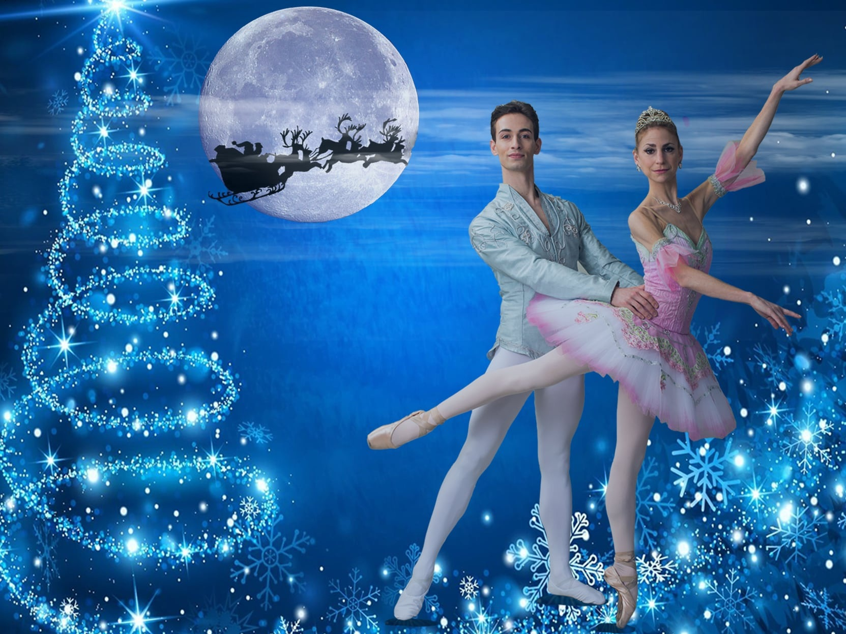 "THE NUTCRACKERBALLET VICTORIA - December 7, 2019 - 8pmBe transported by this beloved Christmas tradition with a unique and fresh twist as mischievous Clara liberates magical dolls, mice, soldiers, and sugar plum fairies who spiral to soaring music, and bring to life the story of the Nutcracker. Ballet Victoria'sbeautifully professional production is a holiday tradition to be enjoyed by all generations.""The endearing holiday classic fine-tuned into a sweet adventure the whole family will love! All the characters we know and love, all of Tchaikovsky's magical melodies, plus so many new surprises add up to holiday magic!"" - Patron review"