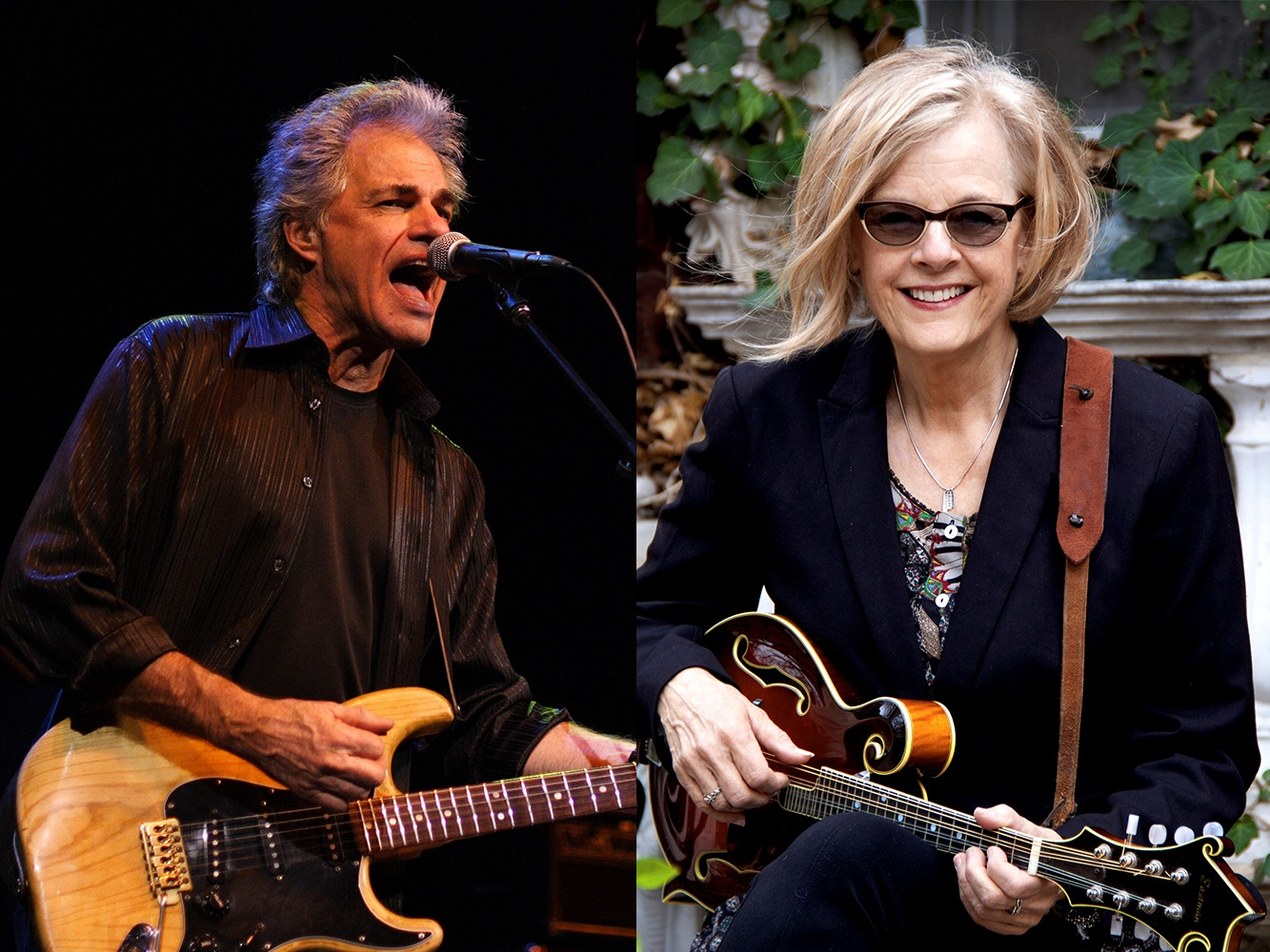 """Canadian Musical Icons: An evening with Shari Ulrich and Bill Henderson - January 25, 2020 - 8pmIn an event celebrating the artistry of some Canada's finest and best-loved songwriters and performers, multiple JUNO-award winner Shari Ulrich joins fellow musical superstar Bill Henderson for an evening of originals, much-loved hits, and newly-penned songs.Joined by their respective daughters - Bill's daughters, singers Saffron and Camille Henderson and Shari's daughter, Julia Graff on violin, mandolin & vocals - as well as iconic West Coast rock and jazz musician Claire Lawrence on saxophone and flute and Vancouver's premier roots rhythm section - Geoff Hicks, drums and Rob Becker, bass - this is a 'family celebration' of national musical treasures not to be missed by any music lover.""""I jump at any chance to share a stage with Bill - one of my favourite humans and musicians! And the fact that we can surround ourselves with our talented daughters and favourite players (particularly Claire Lawrence who remains a huge part of both of our musical lives) is going to make it a brilliantly special evening for all."""" – Shari Ulrich"""