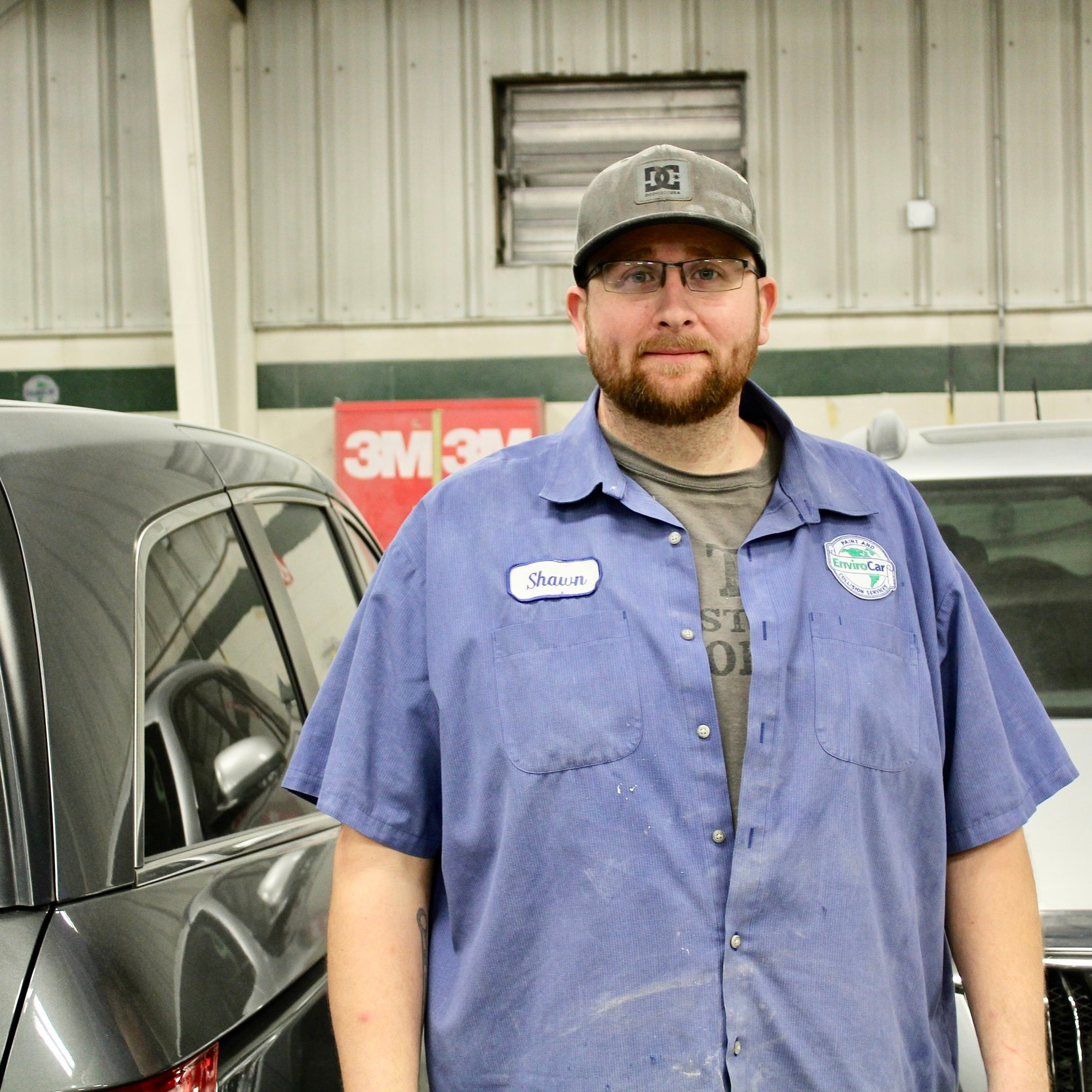 Shawn — Licensed Auto Body Technician