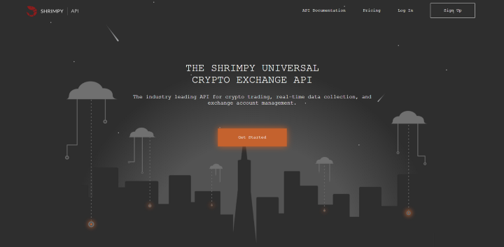 Shrimpy Universal Crypto Exchange API: The industry leading API for crypto trading, real-time data collection, and exchange account management.