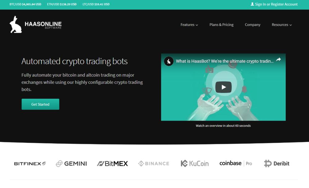 omnia bitcoin trading bot)