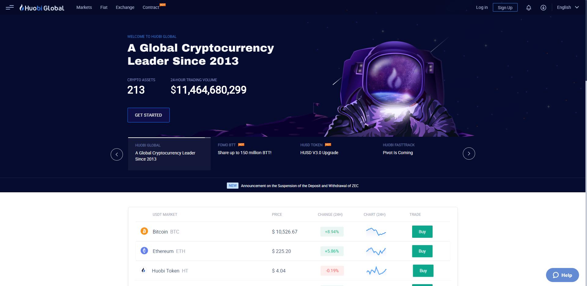 Huobi Pool Token crypto review