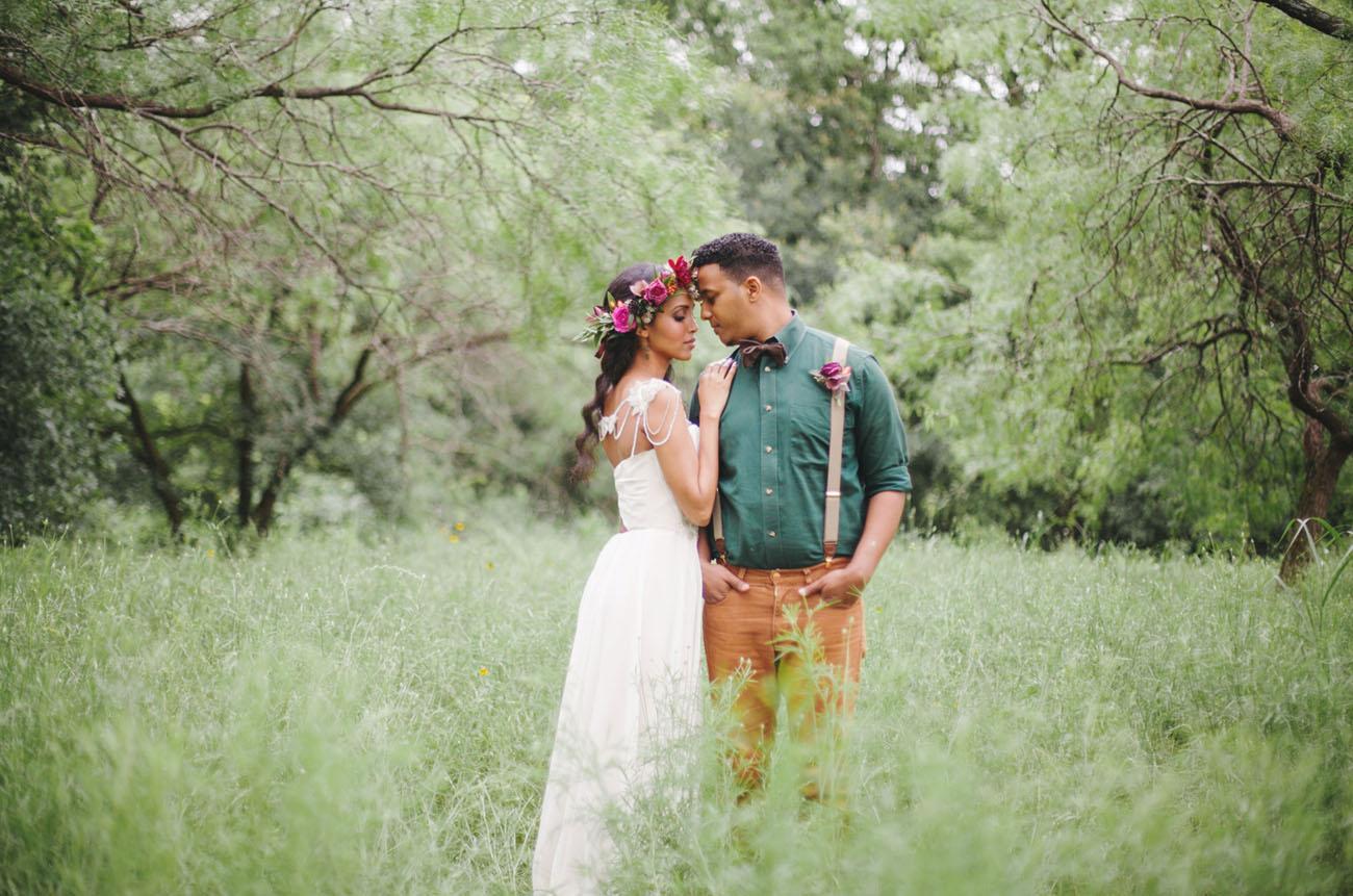 Katie Sanders Styled Shoot - Green Wedding ShoesMay 20, 2016