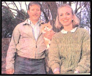 Sue and Randy Weston