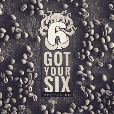 Got Your Six Coffee Co. (GY6CC) is passionate about helping veterans and others who put their lives on the line everyday to serve and protect us. Because of that a portion of all the profits from Got Your Six Coffee go to our non-profit, GY6 Foundation, which has a primary mission to 'serve those who serve.'