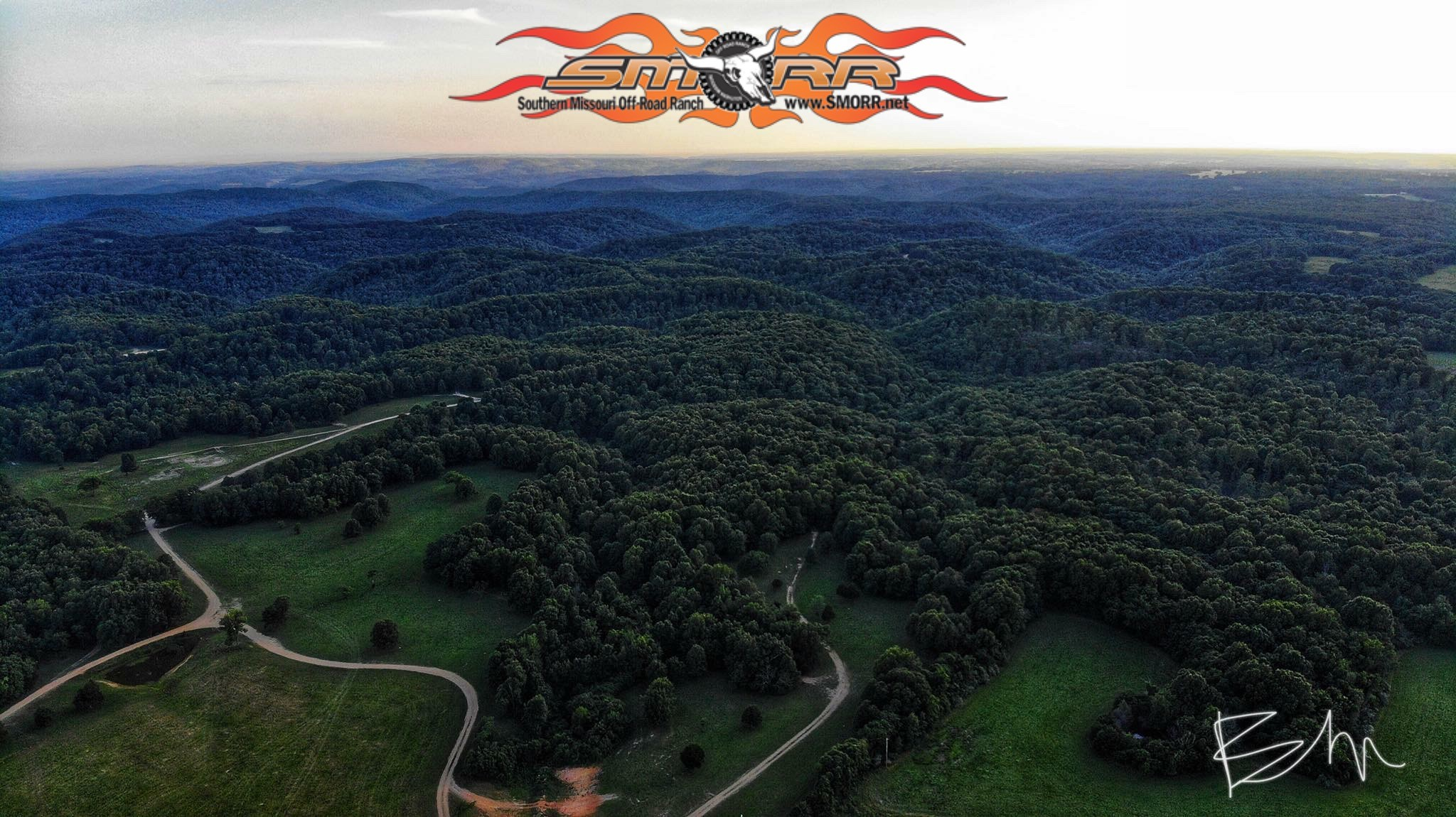 SOUTHERN MISSOURI OFF-ROAD RANCH - SMORR - SEYMOUR, MO   The Ranch is located about 5 miles south of Seymour, MO on HWY K. Contained within our 940+ acres of terrain are miles of fantastic trails ranging from level 1 easy to level 6 hardcore. There's something for everyone here! New trails are being cut and added frequently.