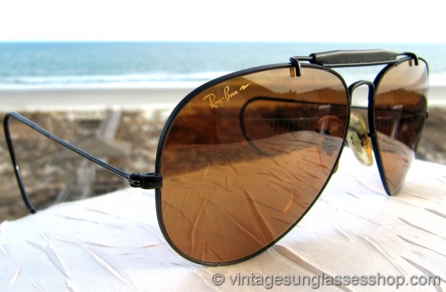 ray-ban chromax black outdoorsman 62mm shooter sunglasses_1.jpg