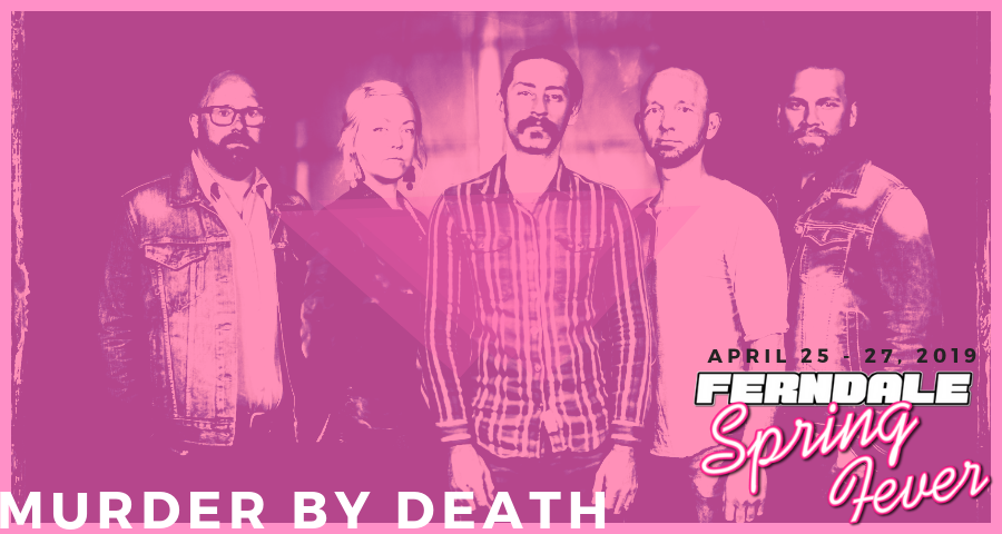 Murder By Death FSF 2018