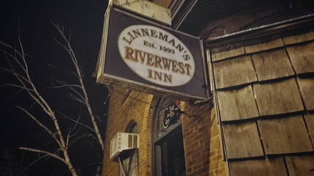This is where I am. #openmic  #linnemansriverwestinn  #Milwaukee
