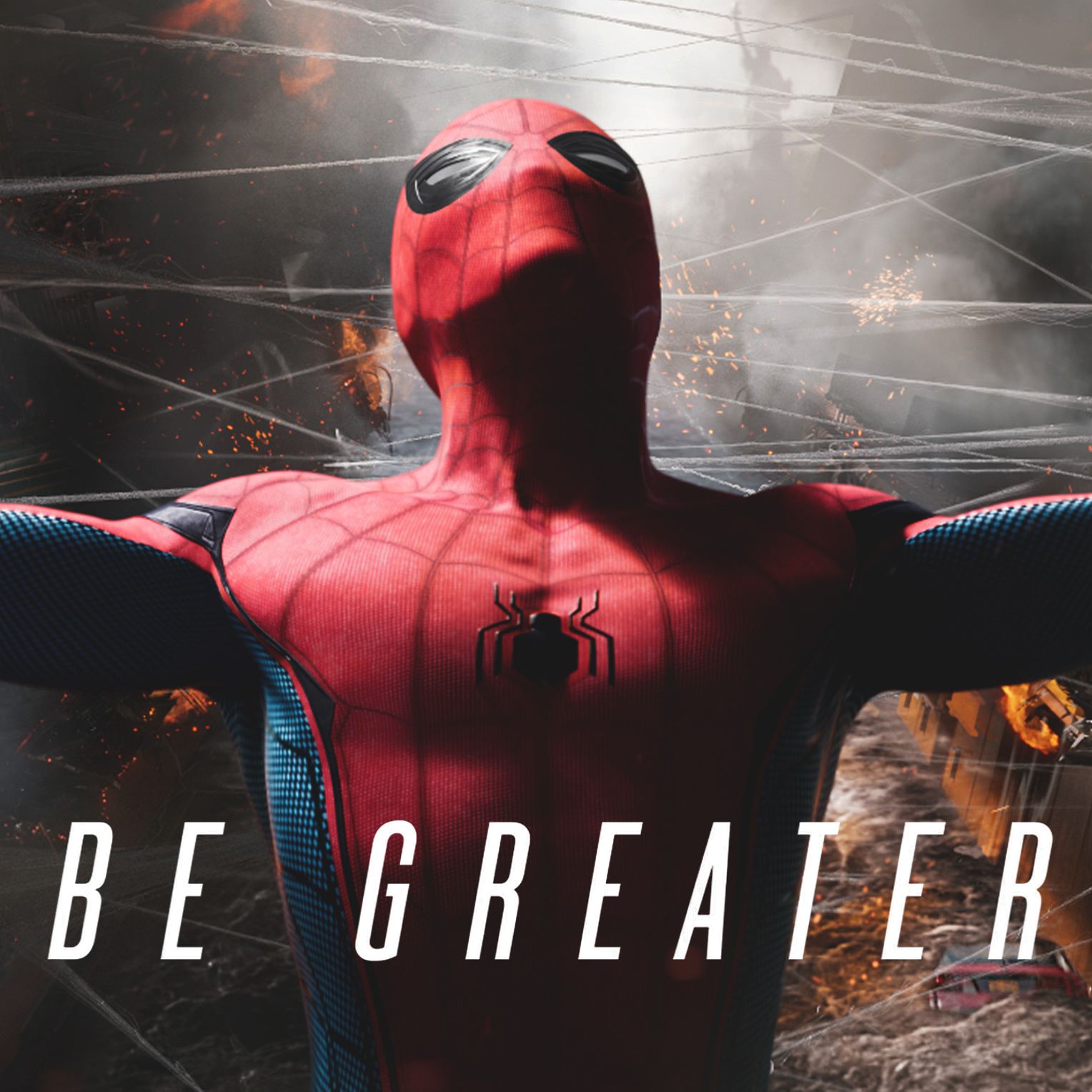 Spider-Man: Be Greater Trailer