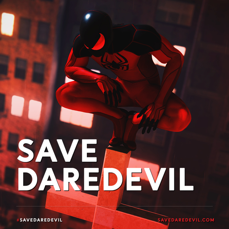#SaveDaredevil