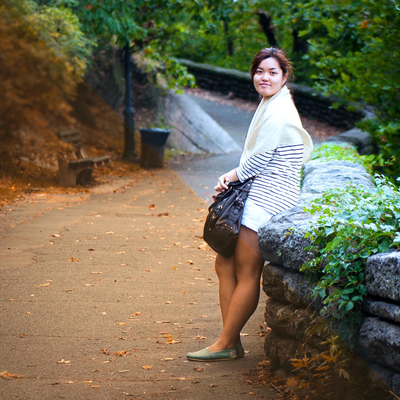 """""""Autumn"""" Portrait"""