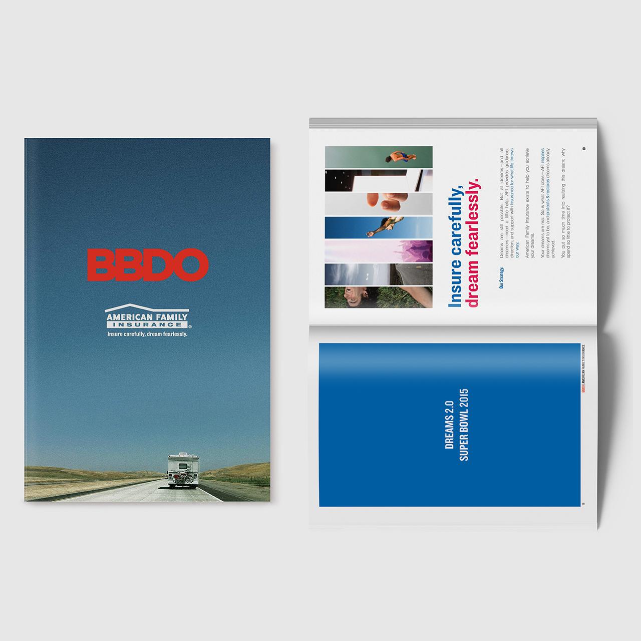AmFam Campaign Book