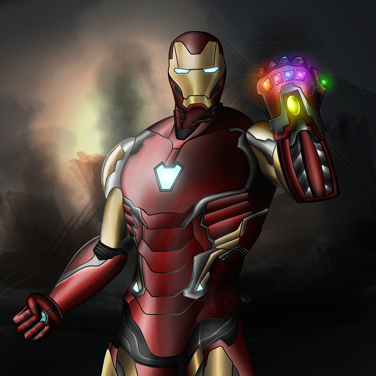I Am Iron Man Fanart