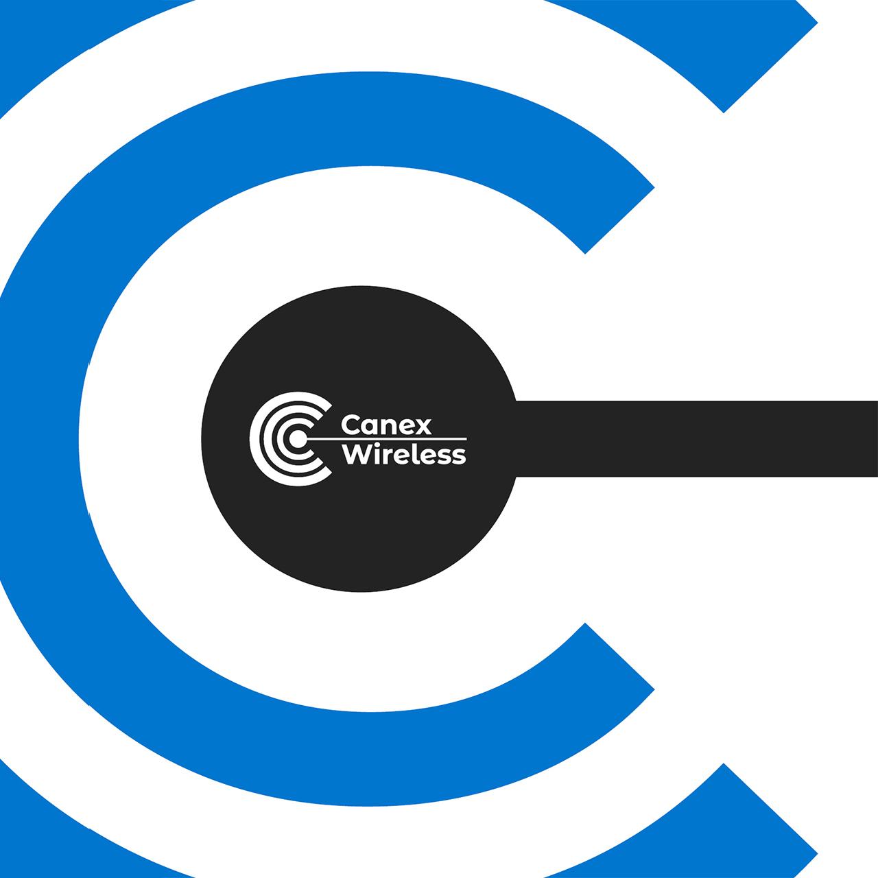 Canex Wireless Brand Identity