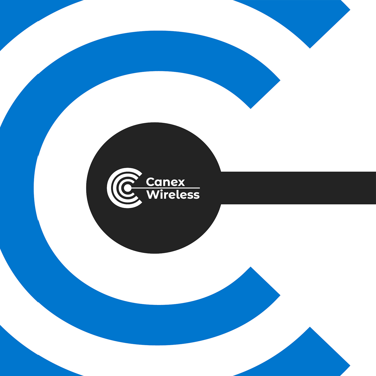 Canex Wireless Logo Animation