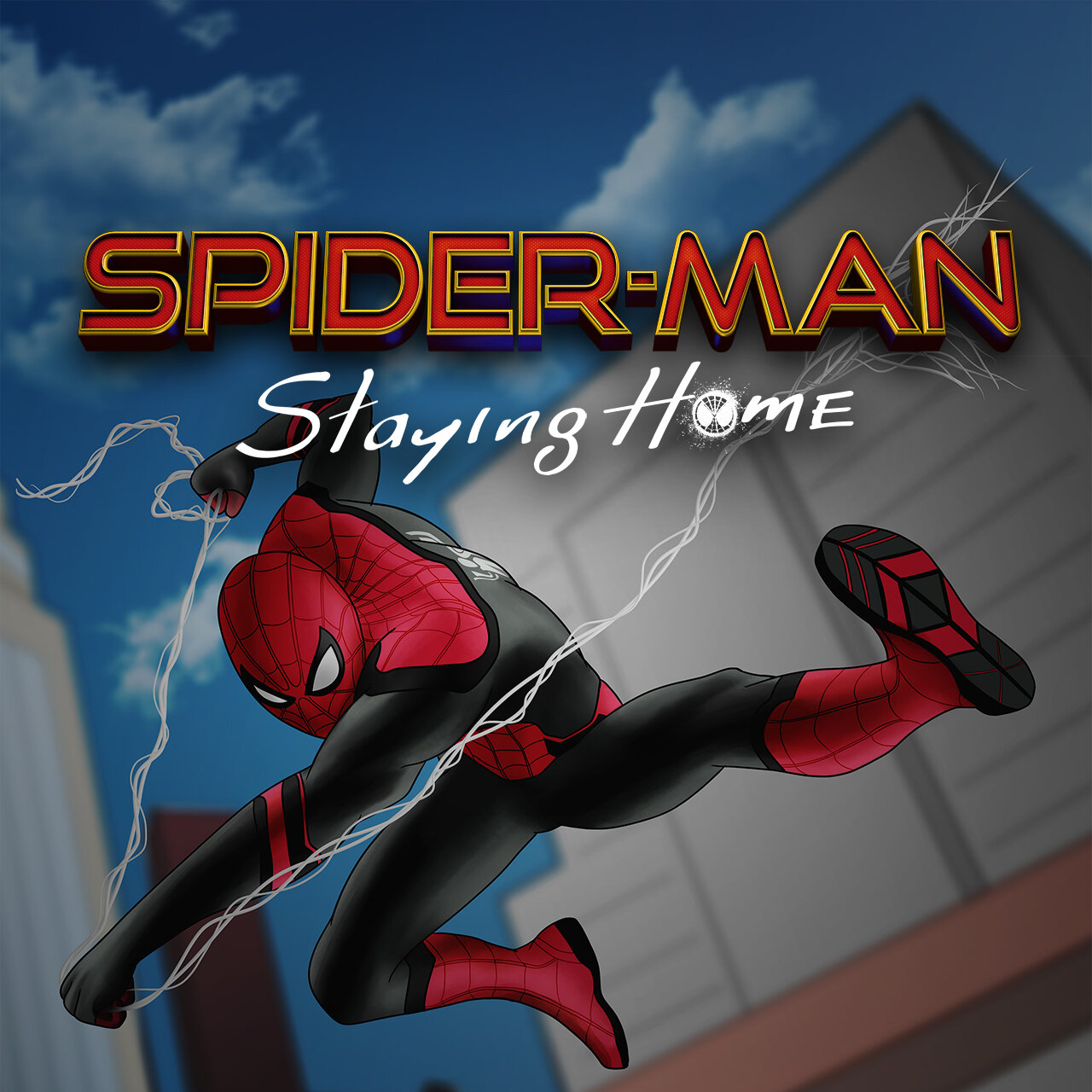 Spider-Man: Staying Home