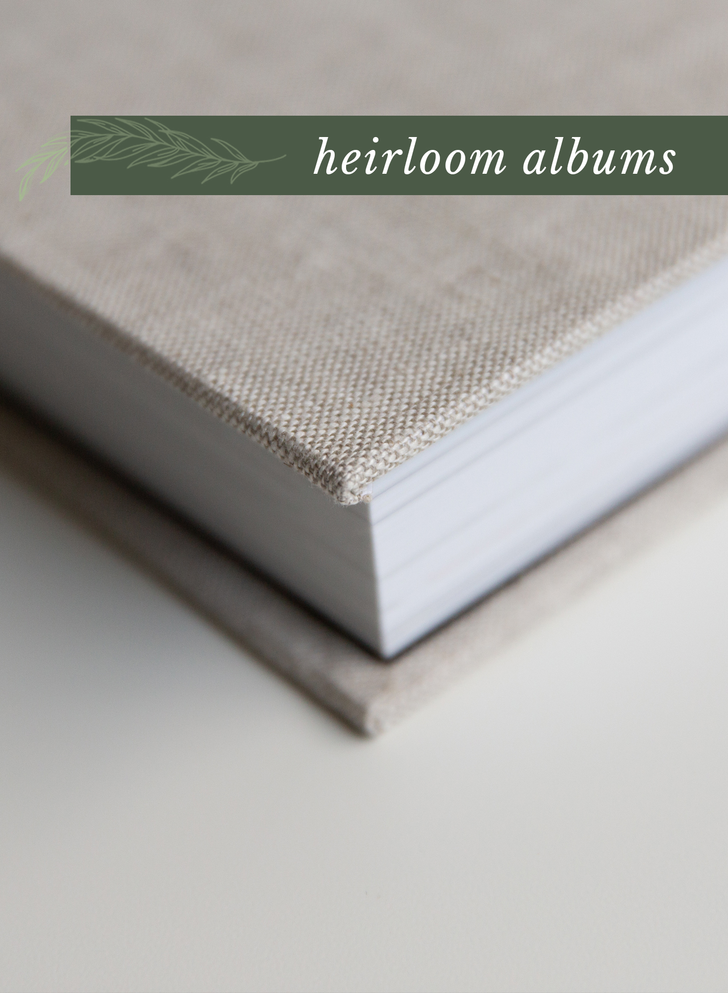 heirloom album 1  Farmington Newborn Photographer Willow Grove Studios.jpg