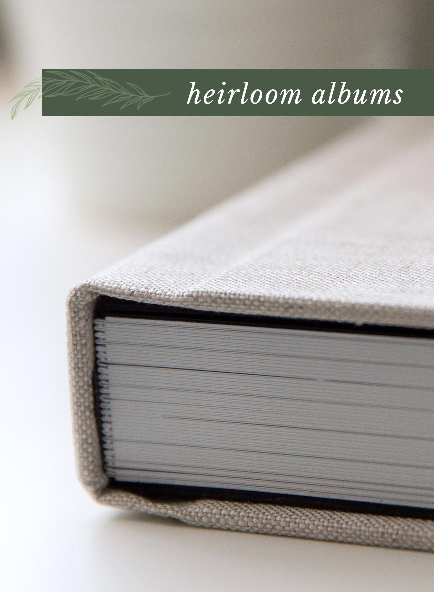 heirloom album 2  Farmington Newborn Photographer Willow Grove Studios.jpg