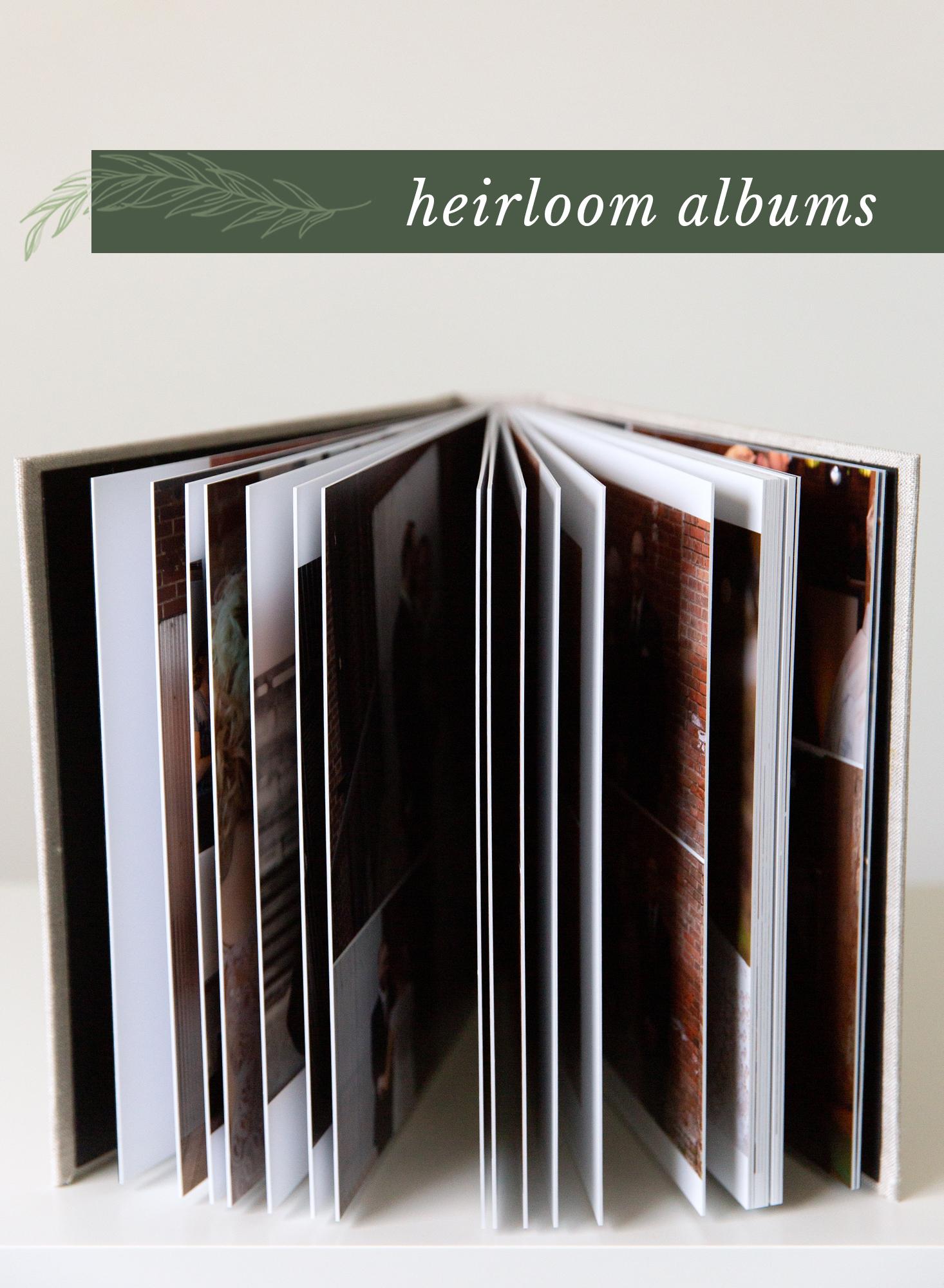 heirloom album 3  Farmington Newborn Photographer Willow Grove Studios.jpg
