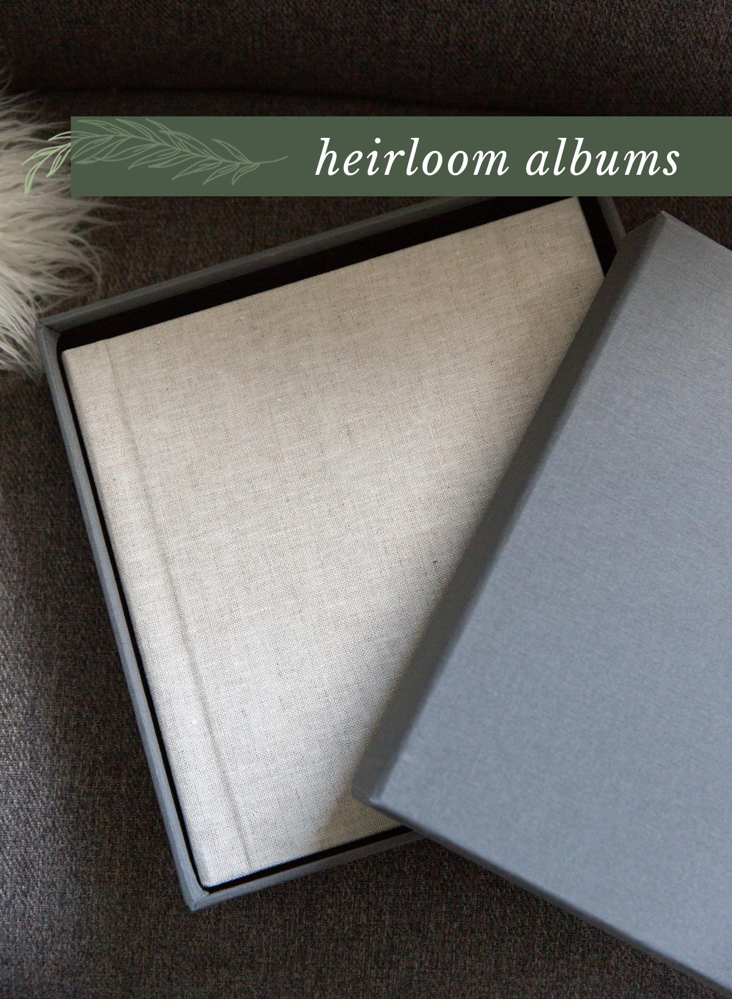 heirloom album 5  Farmington Newborn Photographer Willow Grove Studios.jpg