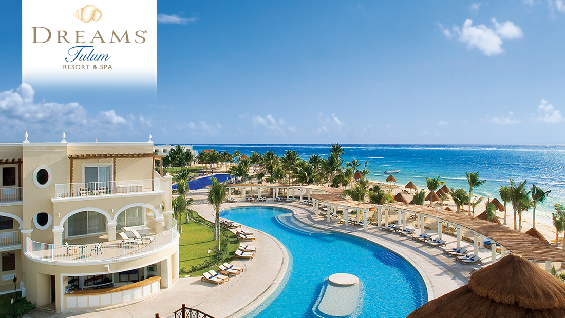 Dreams - Dreams Resorts & Spas offer a high level of luxury for couples and couples with children, in ideal beachfront settings. Spacious rooms and suites, graciously appointed and luxuriously equipped provide a picture-perfect vacation experience with welcoming service and romantic inclusions. The Explorer's Club for Kids with Red Cross certified staff and Core Zone Teens Club* provide supervised day and evening activities. Beautiful and exciting destinations provide a lovely setting for a wedding, honeymoon, romantic getaway or family vacation.