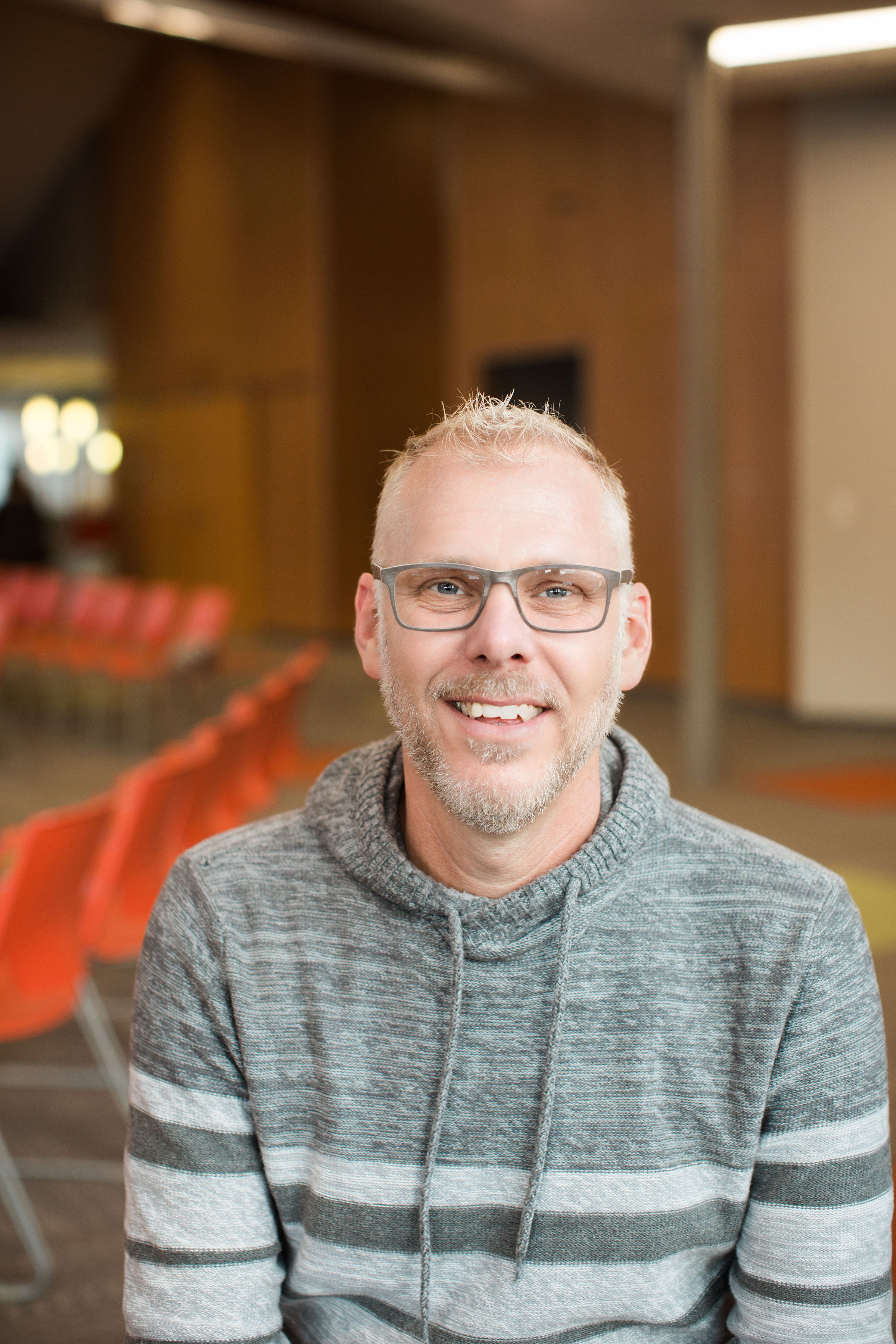Eric Peterson Pastor