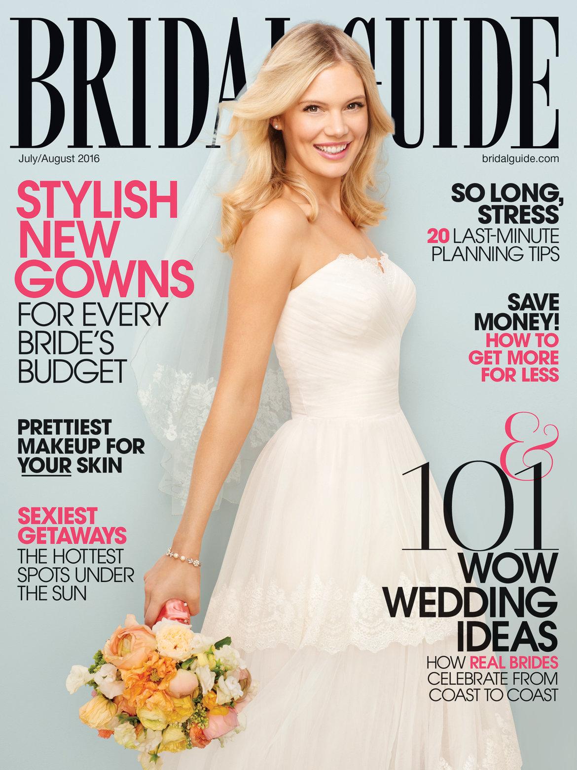 Bridal Guide Jul/Aug 2016