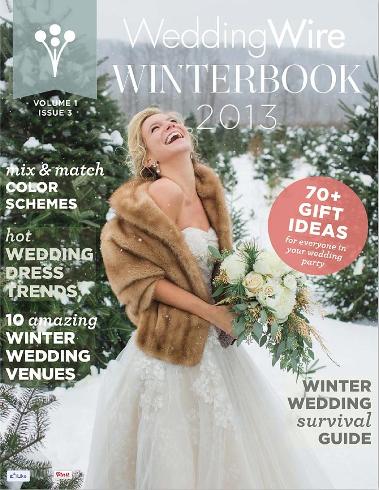 WeddingWire Winter 2013