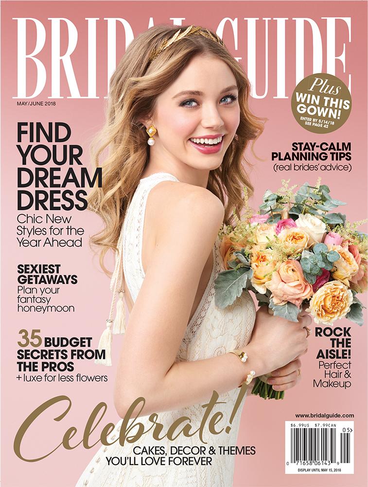 Bridal Guide May/June 2018