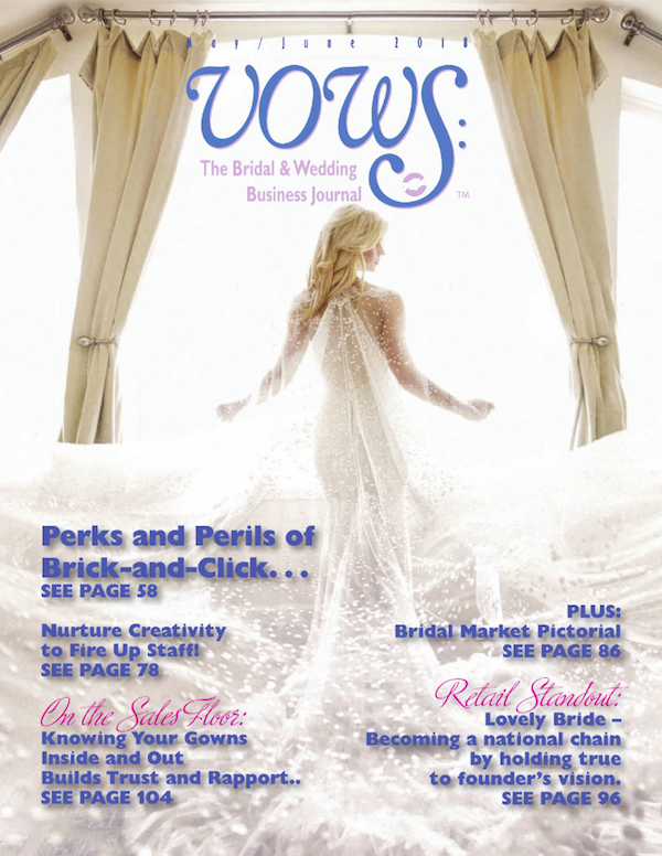 Vows Magazine May/June 2018