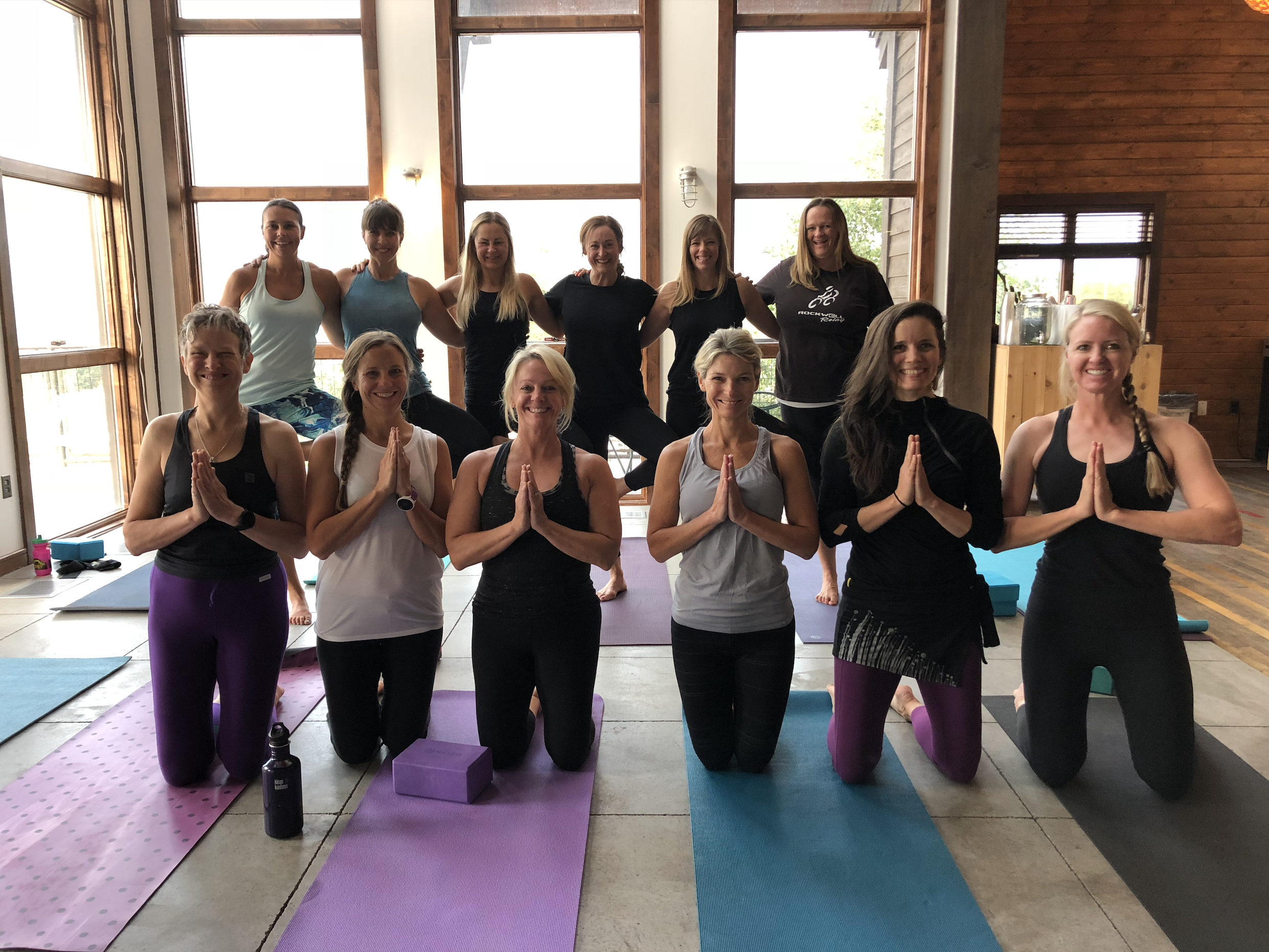 yoga at the wasatch retreat